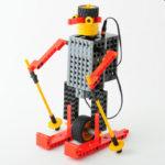 プライマリーコースのロボット