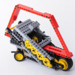 ミドルコースのロボット