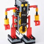 アドバンスコースのロボット
