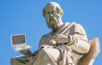 プラトンの「イデア論」とは「アイデア」の事である