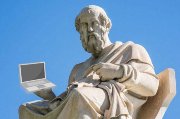 プラトンの「イデア論」とは、「アイデア」の事である